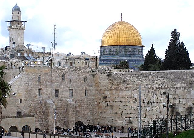 Picture Of Dome of The Rock